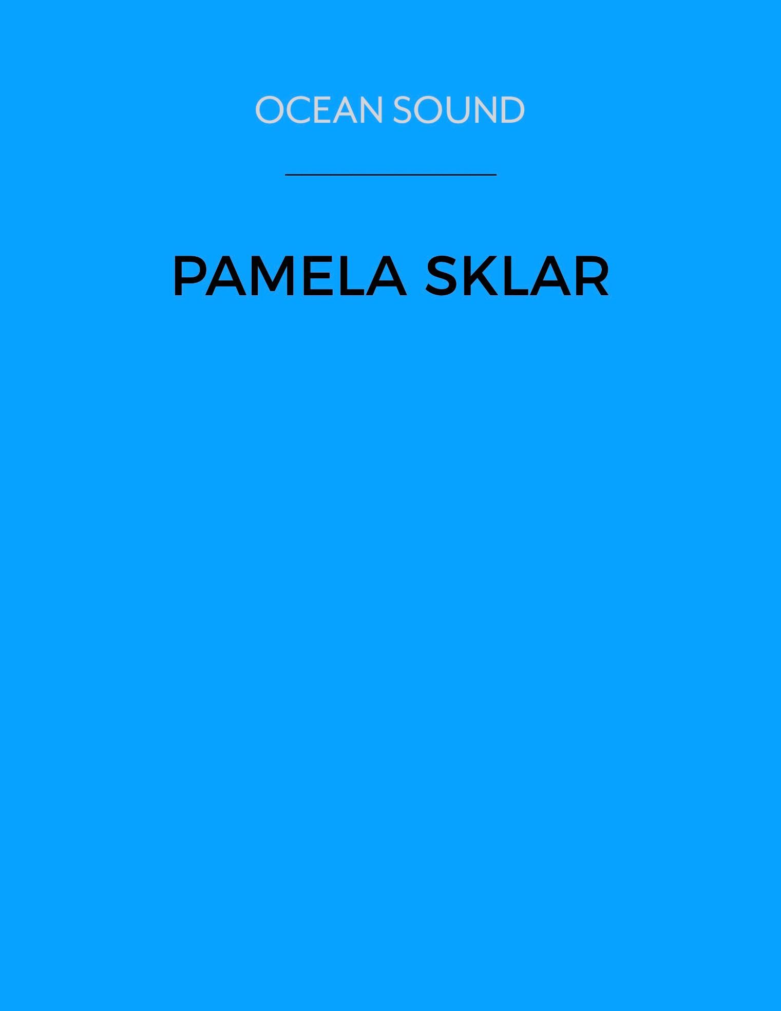Ocean Sound | Pamela Sklar, flutist